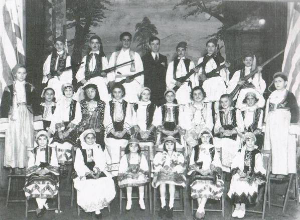 Greek School circa 1930's