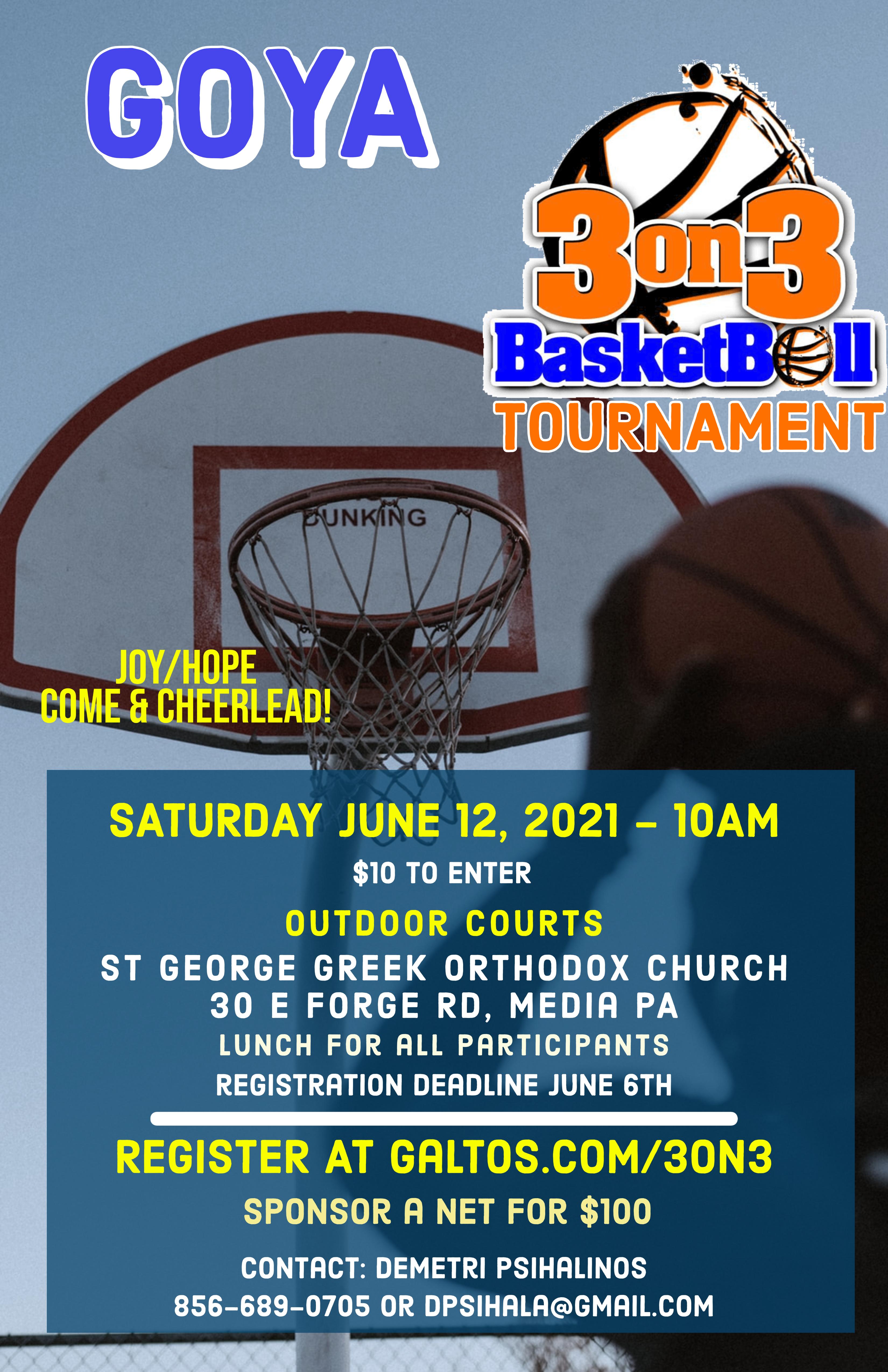 2021_3on3 Basketball